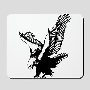 Black Eagle Mousepad