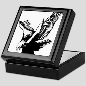 Black Eagle Keepsake Box