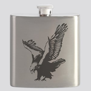 Black Eagle Flask