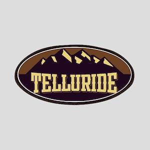 Telluride Sepia Patches
