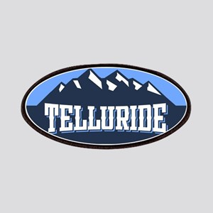 Telluride Blue Patches