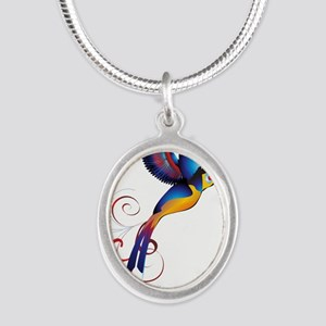 Colorful Hummingbird Necklaces
