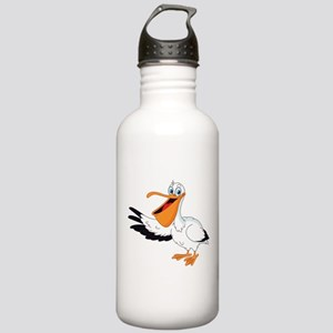 White Pelican Water Bottle