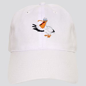 White Pelican Baseball Cap