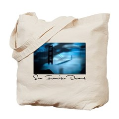 Tote Bag - San Francisco Dreams