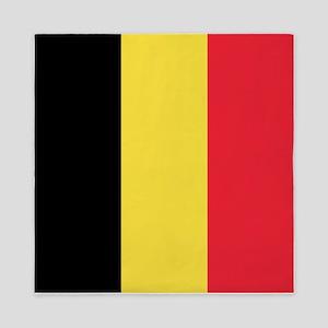Flag of Belgium Queen Duvet