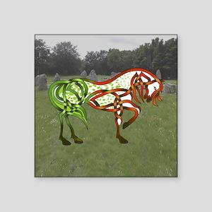 Green Apple-oosa Sticker