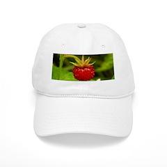 Wild Strawberry Baseball Baseball Cap
