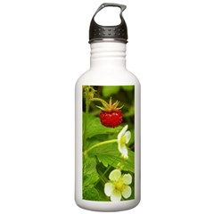 Wild Strawberry Water Bottle