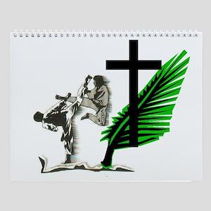 Shadow of the Cross Wall Calendar