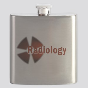radioactive 11 Flask