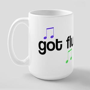 Got Flute? Large Mug