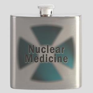 radioactive nuclear medicine Flask