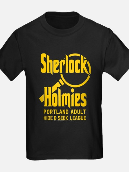 Portlandia Sherlock Holmies T-Shirt