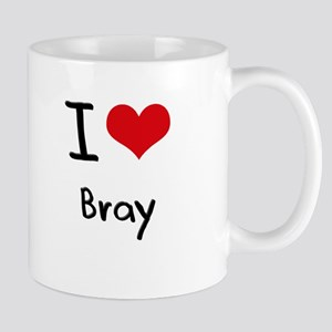 I Love Bray Mug