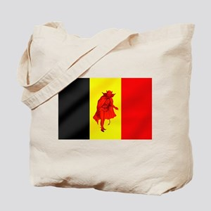 Belgian Red Devils Tote Bag