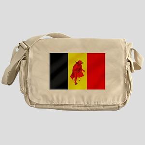 Belgian Red Devils Messenger Bag