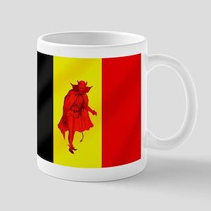 Belgian Red Devils Mug