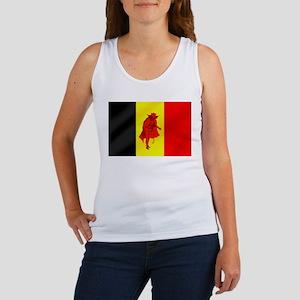 Belgian Red Devils Women's Tank Top