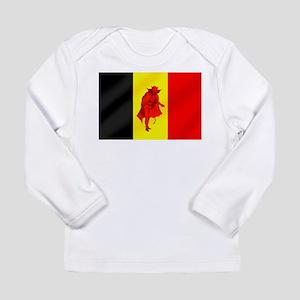 Belgian Red Devils Long Sleeve Infant T-Shirt