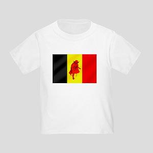 Belgian Red Devils Toddler T-Shirt