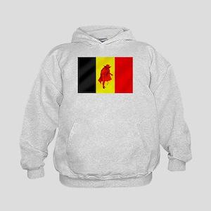 Belgian Red Devils Kids Hoodie