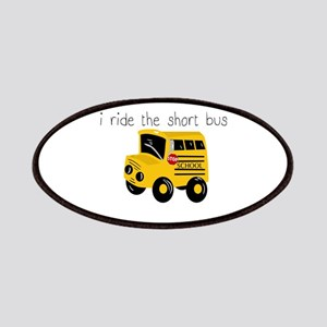 I ride the short bus (txt) Patches