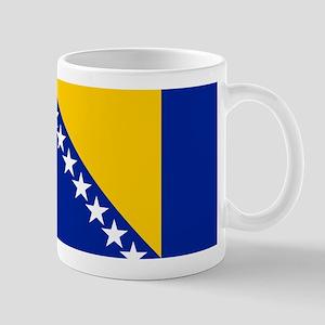 Flag of Bosnia Mug