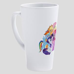 MLP Friends 17 oz Latte Mug