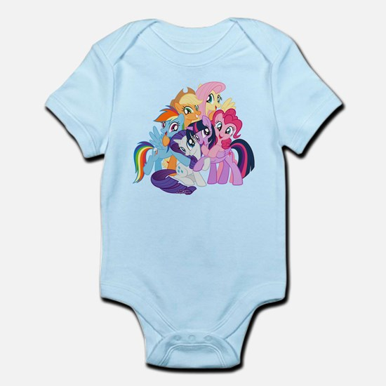 MLP Friends Body Suit