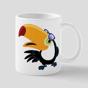 Cartoon Toucan Mug
