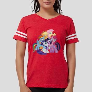 MLP Friends Womens Football Shirt