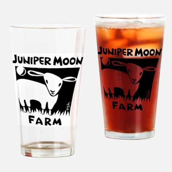 JMF Drinking Glass