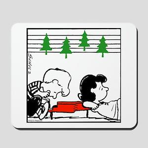 Christmas Tree Melody Mousepad