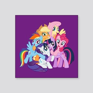 MLP Friends Sticker