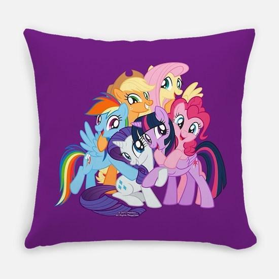 MLP Friends Everyday Pillow
