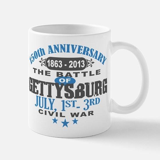 150 Gettysburg Civil War Mug