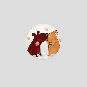 Love Dogs Mini Button