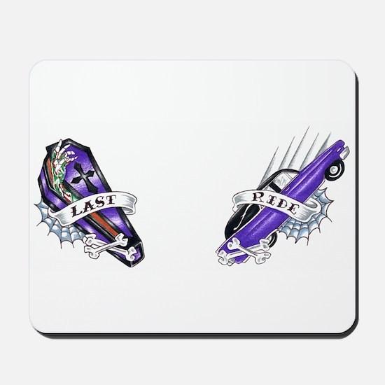 Last Ride Mousepad