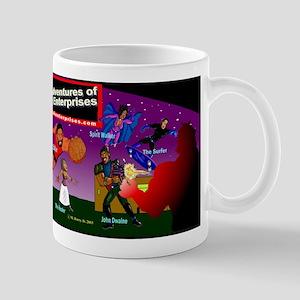 Freak Heroes II Mug