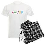 AMOUR Bright Men's Light Pajamas