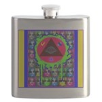 Atomic Animal Sciences Flask