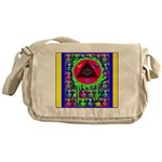 Atomic Animal Sciences Messenger Bag