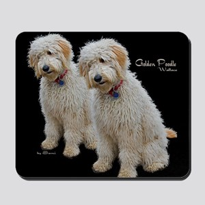 Goldendoodle: Wallace Mousepad