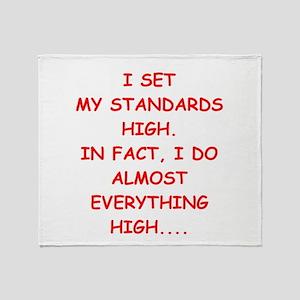high Throw Blanket