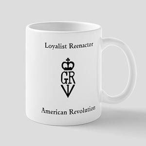 Loyalist Reenactor Design Mug