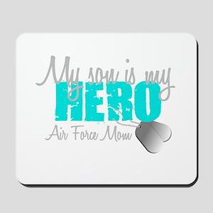 AF Mom Son is my Hero Mousepad