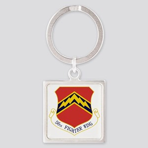 56th FW Square Keychain