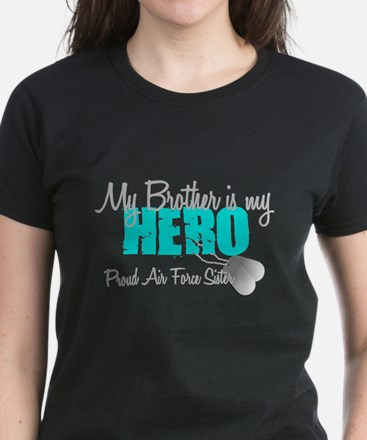AF Sister Brother is my hero T-Shirt