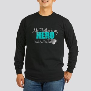 AF Sister Brother is my hero Long Sleeve T-Shirt